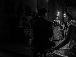 La boda de Sandra y Patricio 1