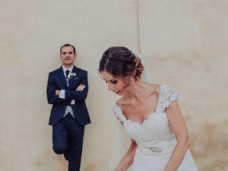 La boda de Sandra y Patricio