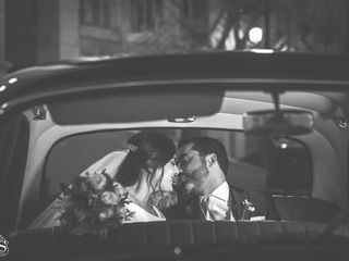 La boda de Ana y Andrés Felipe