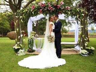 La boda de Begoña y Javier