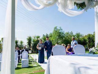 La boda de Anca y Miguel 1