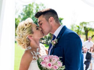 La boda de Anca y Miguel