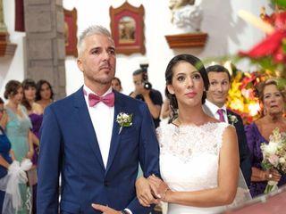 La boda de Elizabeth y Oliver