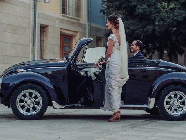 La boda de Patricio y Sandra en Alacant/alicante, Alicante 59