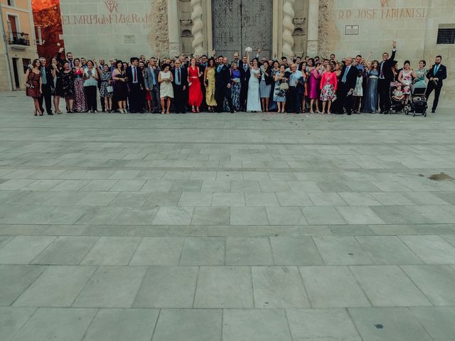 La boda de Patricio y Sandra en Alacant/alicante, Alicante 62