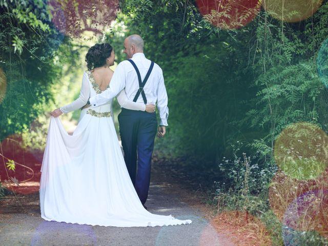 La boda de Javier y Cinta en Valverde Del Camino, Huelva 4