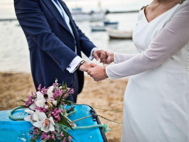 La boda de Javier y Cinta en Valverde Del Camino, Huelva 11