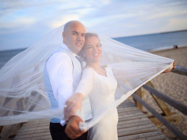 La boda de Javier y Cinta en Valverde Del Camino, Huelva 15