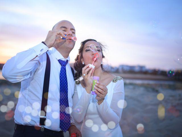 La boda de Javier y Cinta en Valverde Del Camino, Huelva 23