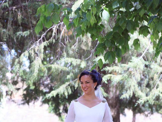 La boda de Javier y Cinta en Valverde Del Camino, Huelva 32