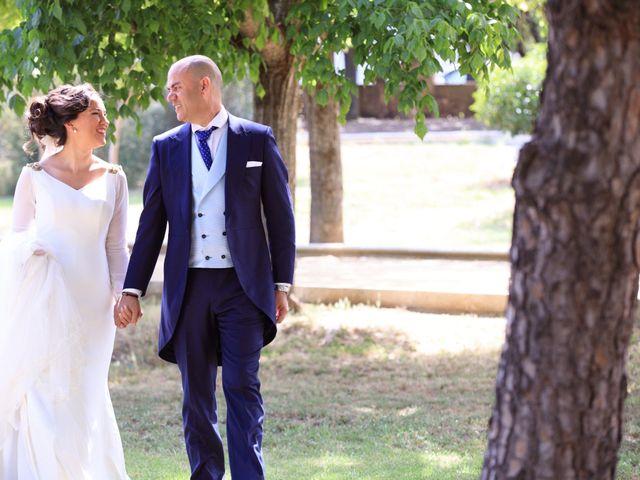 La boda de Javier y Cinta en Valverde Del Camino, Huelva 33