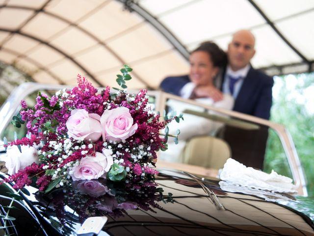 La boda de Javier y Cinta en Valverde Del Camino, Huelva 39