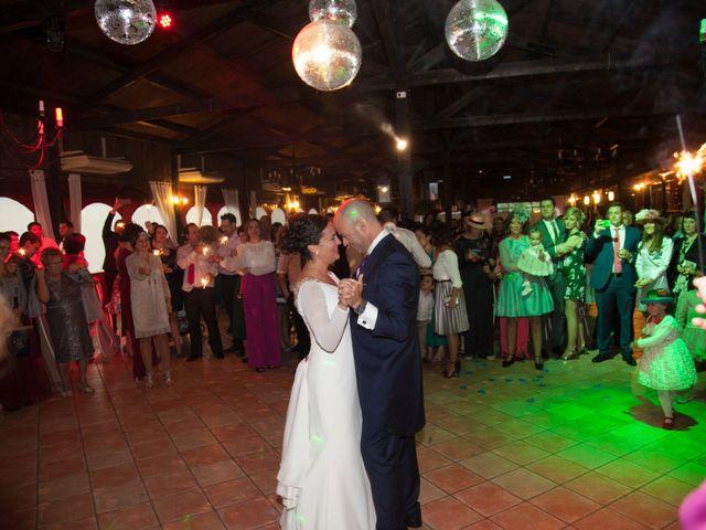 La boda de Javier y Cinta en Valverde Del Camino, Huelva 45