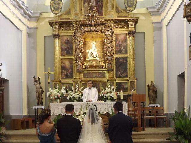 La boda de Marisol y Juan en Almorox, Toledo 3