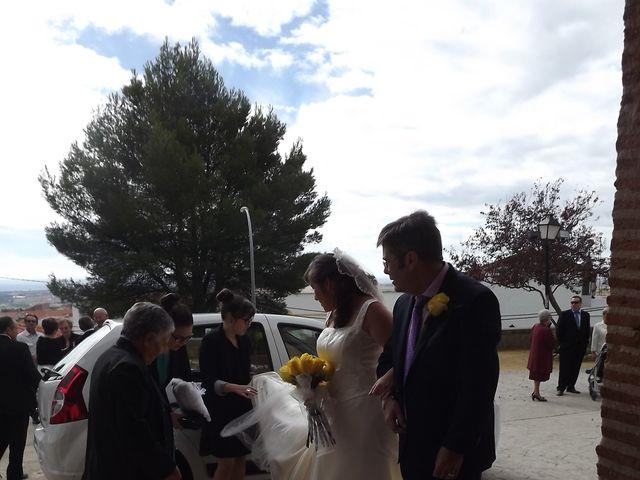 La boda de Marisol y Juan en Almorox, Toledo 4