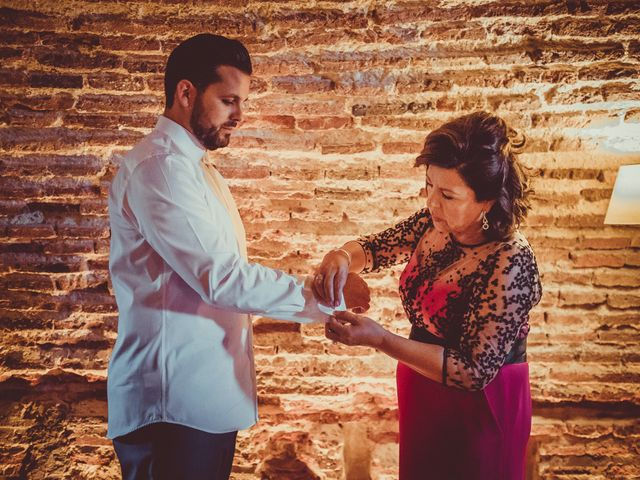 La boda de Juan Pablo y Cristina en Pantano De Alarcon, Cuenca 6