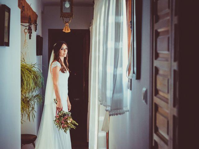 La boda de Juan Pablo y Cristina en Pantano De Alarcon, Cuenca 15