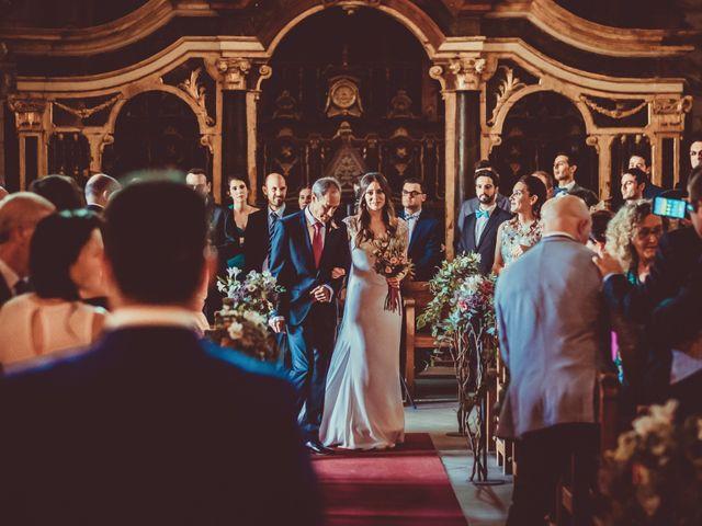 La boda de Juan Pablo y Cristina en Pantano De Alarcon, Cuenca 17