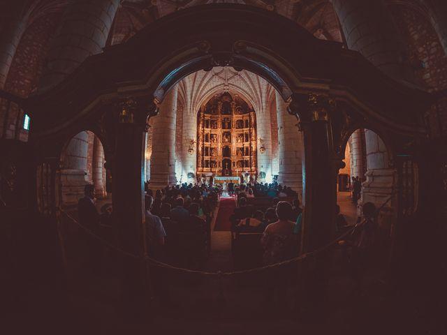 La boda de Juan Pablo y Cristina en Pantano De Alarcon, Cuenca 18