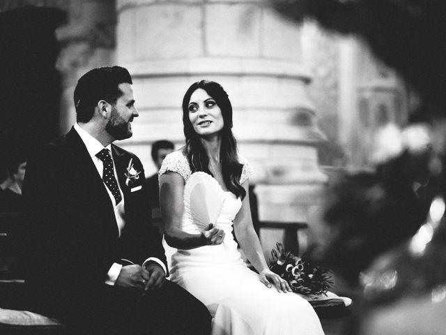 La boda de Juan Pablo y Cristina en Pantano De Alarcon, Cuenca 20