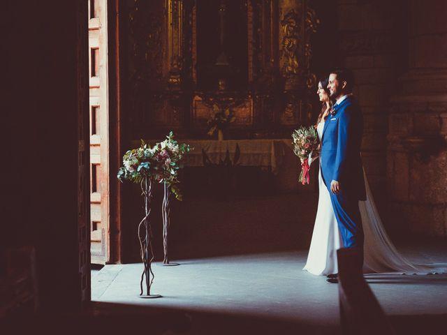 La boda de Juan Pablo y Cristina en Pantano De Alarcon, Cuenca 1