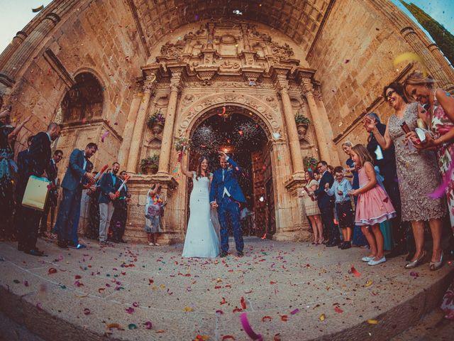 La boda de Juan Pablo y Cristina en Pantano De Alarcon, Cuenca 21