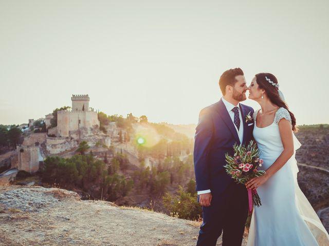 La boda de Juan Pablo y Cristina en Pantano De Alarcon, Cuenca 22