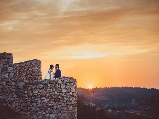 La boda de Juan Pablo y Cristina en Pantano De Alarcon, Cuenca 24
