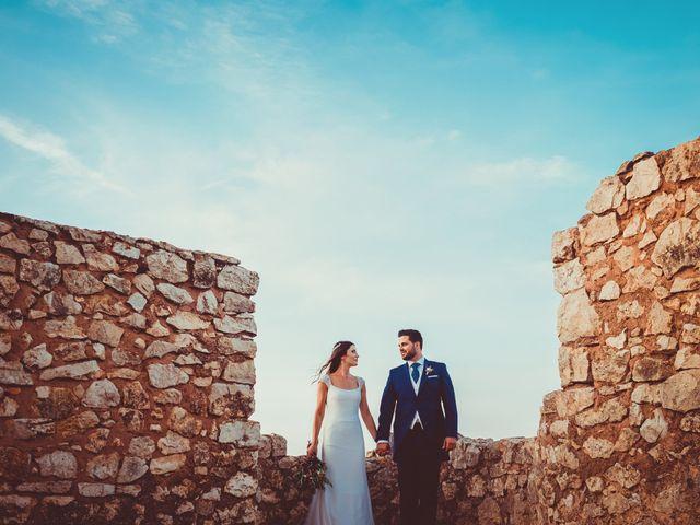 La boda de Juan Pablo y Cristina en Pantano De Alarcon, Cuenca 25