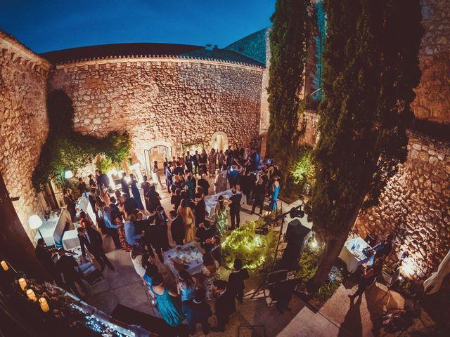 La boda de Juan Pablo y Cristina en Pantano De Alarcon, Cuenca 27