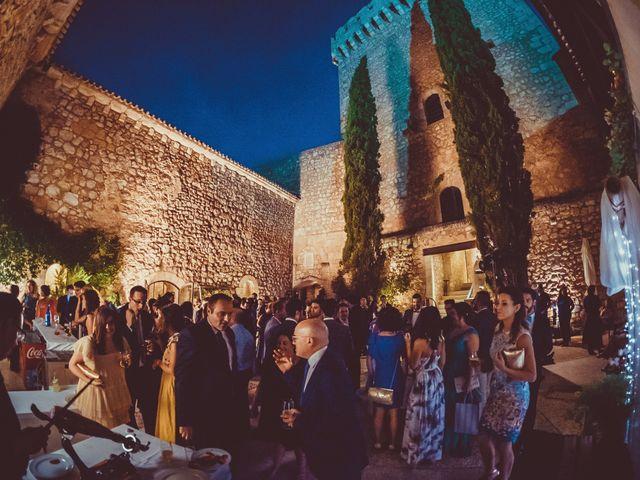 La boda de Juan Pablo y Cristina en Pantano De Alarcon, Cuenca 29