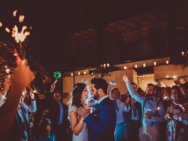 La boda de Juan Pablo y Cristina en Pantano De Alarcon, Cuenca 33