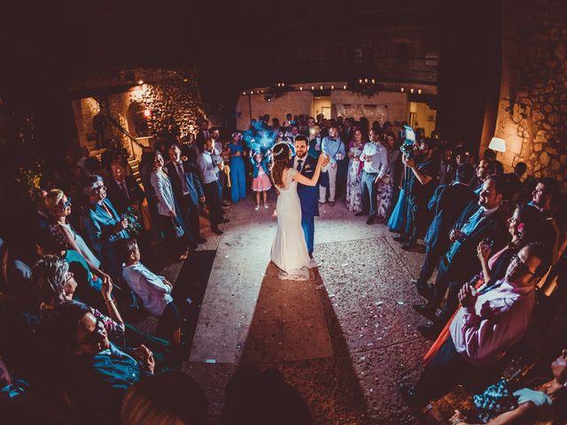 La boda de Juan Pablo y Cristina en Pantano De Alarcon, Cuenca 34