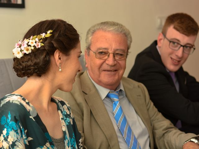 La boda de Carlos y Mari Carmen en Madrid, Madrid 20