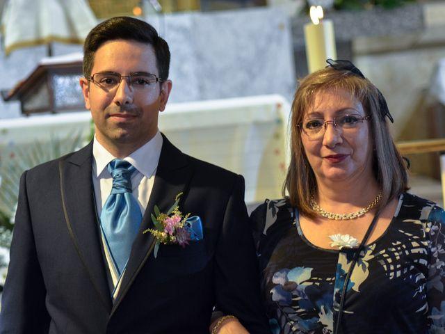 La boda de Carlos y Mari Carmen en Madrid, Madrid 44