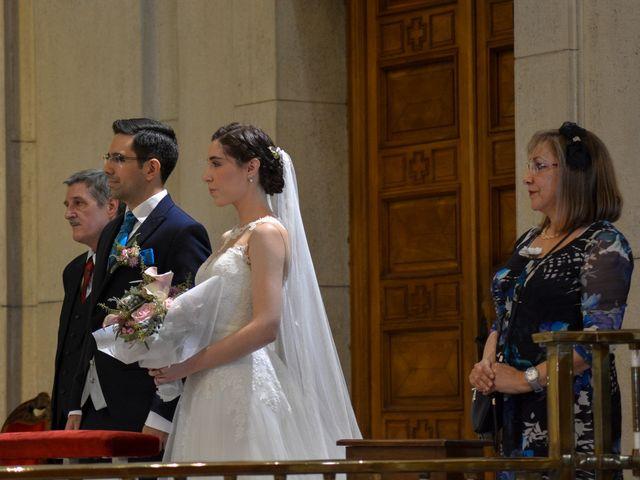 La boda de Carlos y Mari Carmen en Madrid, Madrid 52