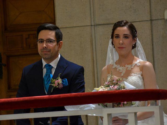 La boda de Carlos y Mari Carmen en Madrid, Madrid 54