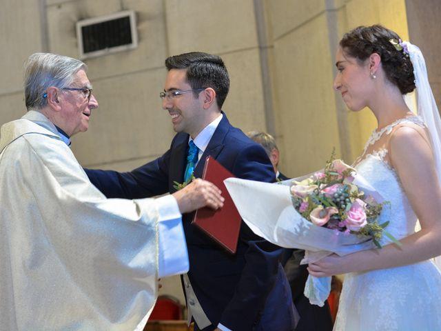 La boda de Carlos y Mari Carmen en Madrid, Madrid 101