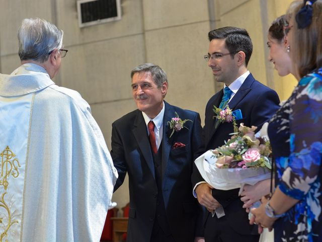 La boda de Carlos y Mari Carmen en Madrid, Madrid 102