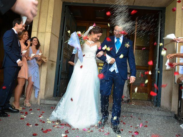 La boda de Carlos y Mari Carmen en Madrid, Madrid 115