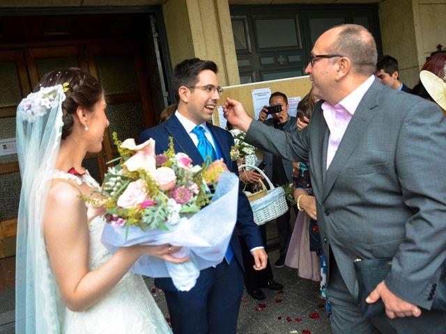 La boda de Carlos y Mari Carmen en Madrid, Madrid 116