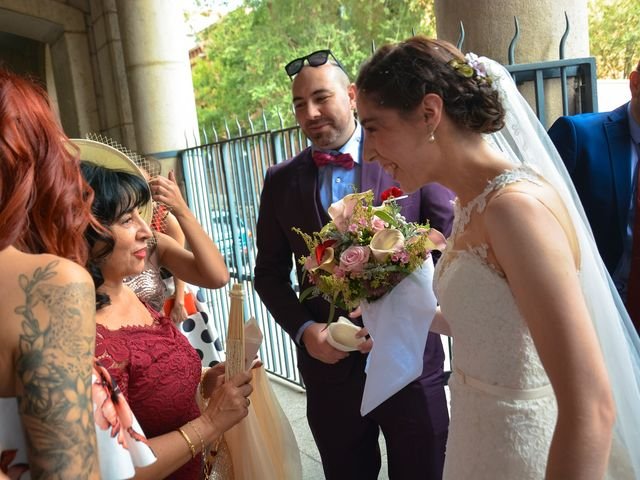 La boda de Carlos y Mari Carmen en Madrid, Madrid 118