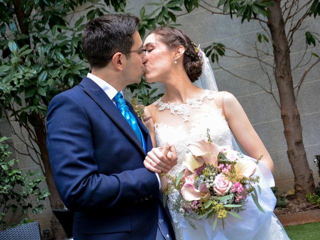 La boda de Carlos y Mari Carmen en Madrid, Madrid 126