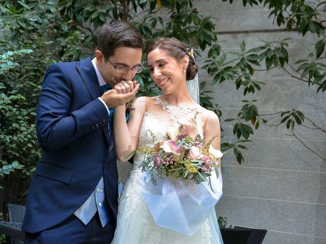 La boda de Carlos y Mari Carmen en Madrid, Madrid 128