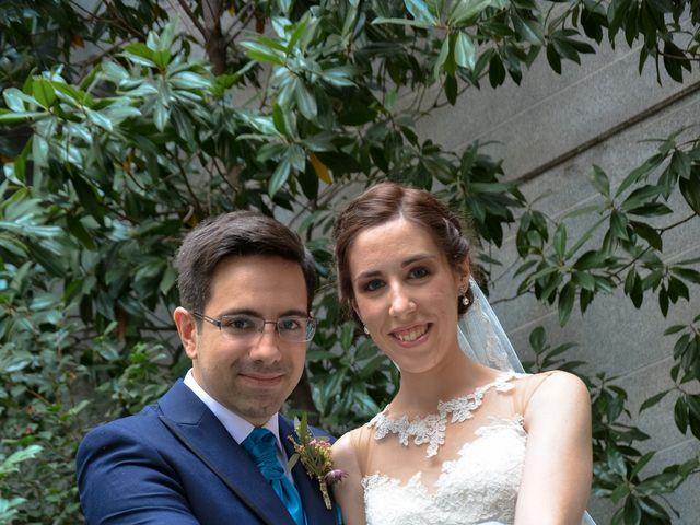 La boda de Carlos y Mari Carmen en Madrid, Madrid 129