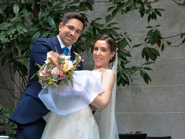 La boda de Carlos y Mari Carmen en Madrid, Madrid 130