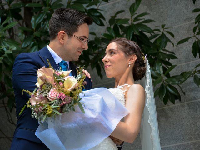 La boda de Carlos y Mari Carmen en Madrid, Madrid 131
