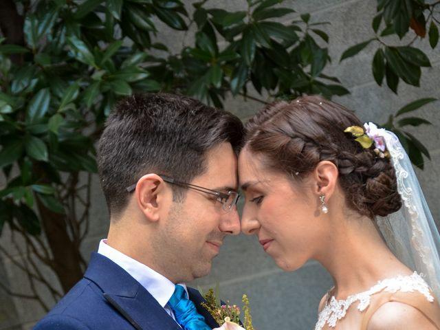 La boda de Carlos y Mari Carmen en Madrid, Madrid 132