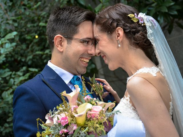 La boda de Carlos y Mari Carmen en Madrid, Madrid 134
