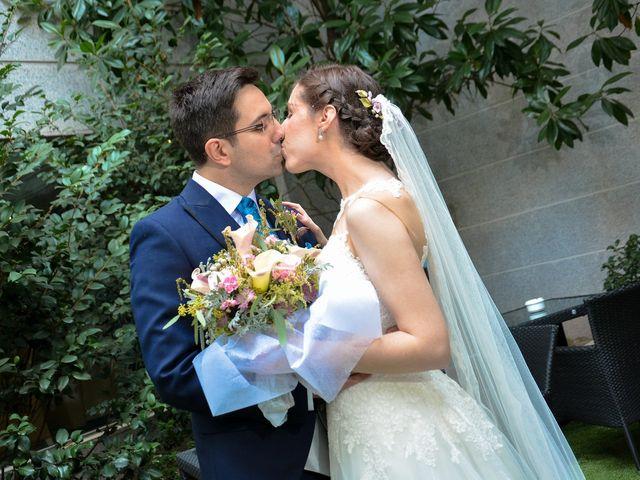 La boda de Carlos y Mari Carmen en Madrid, Madrid 135